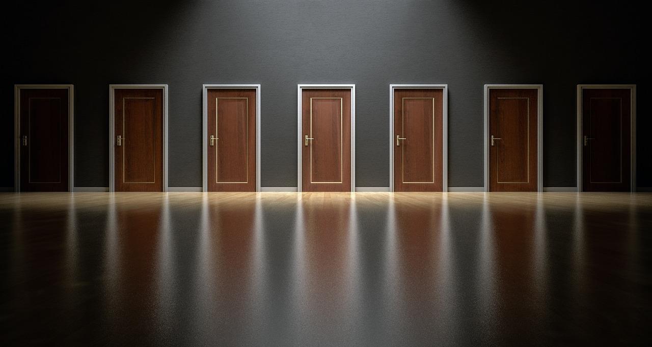 Moderna notranja vrata postajajo vse bolj popularna
