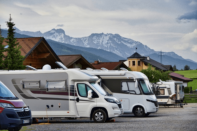 Predšatori za šator ili kamp kućicu